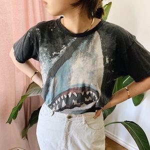 Zara shark shirt